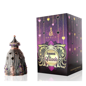 Парфюмированное масло для женщин   Khalis Perfumes Ameerat Al Quloob 20 мл/ Эмират Квалуб