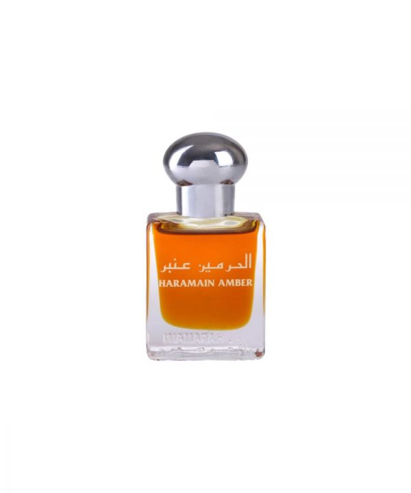 Масляные духи унисекс Al Haramain Amber 15 мл Амбер