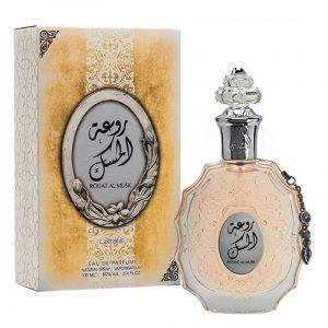 Парфюмированная вода для женщин Lattafa Perfumes Rouat Al Musk For Women / Рут Аль Муск 100 мл