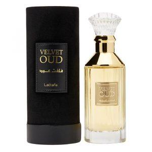 Парфюмированная вода Lattafa Perfumes Velvet Oud   / Вельвет Уд