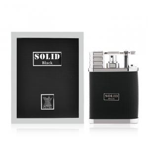 Парфюмированная вода  для мужчин  Arabian Oud Solid Black 75 мл  / Солид Блэк