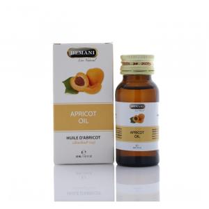 Масло абрикоса холодного отжима Хемани Apricot Oil cold pressing Hemani 30 мл