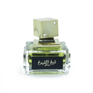 Парфюмированная вода Sheikh Al Shuyukh Concentrated Lattafa   Perfumes 100 мл