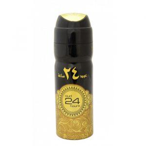 Дезодорант для мужчин Ard Al Zaafaran 24 Oud  200 мл