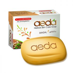 Индийское мыло Aeda Sandal Soap 70 г