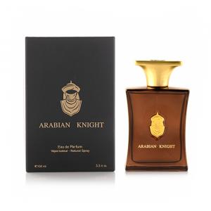 Парфюмированная вода для мужчин  Arabian Oud Arabian Knight Black 100 мл  / Арабиан найт Блэк