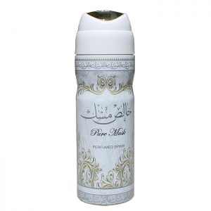 Дезодорант  для женщин Ard Al Zaafaran Pure Musk  200   мл