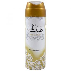 Дезодорант для женщин   Ard Al Zaafaran Teef Al Hub  200 мл
