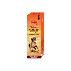 Гель  согревающий от болей в мышцах и суставах Warming Gel Dahan Husaan