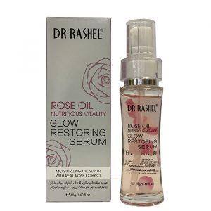 Сыворотка для лица  с маслом Розы Dr- Rashel Glow Restoring Serum 40 грамм