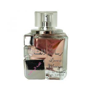 Парфюмированная вода для женщин  Ard Al Zaafaran Lovers Message 100 мл