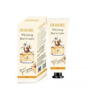 Парфюмированный крем  для рук Dr. Rashel Whitening and Anti Wrinkle  Marc Jacobs Daisy выравнивание цвета и от морщин  80  мл