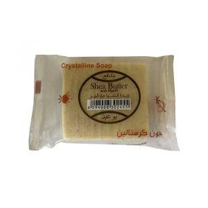 Арабское мыло парфюмированное  класса LUX  Banafa c Ши и Миррой