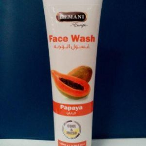 Смывка для лица  Face Wash  Papaya Hemani