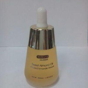 Масло Премиум сладкого миндаля Хемани Sweet Almond Oil Premium Hemani 40 мл