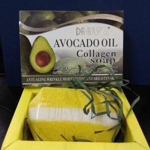 Dr.Rashel Avocado oil collagen soap. Мыло  с маслом Авокадо и коллагеном 100 грамм