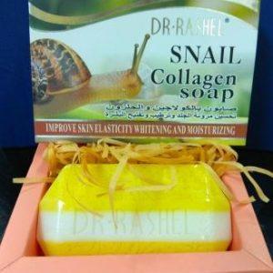 Dr.Rashel Snale collagen soap. Мыло для умывания с  коллагеном 100 грамм