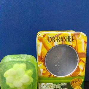 DR.Rashel 24 K Gold Jasmine Мыло с эфирным маслом Жасмина 100 грамм