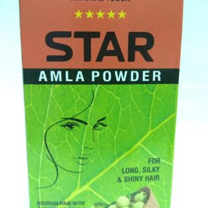 Indian Star Amla Powder Индийская Пудра Амлы D Desai & Co Десай и ко