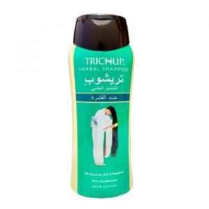 Аюрведический шампунь  без SLS и  парабенов с Нимом, Розмарином и Чайным деревом Trichup Shampoo Anti-dandruff (VASU)