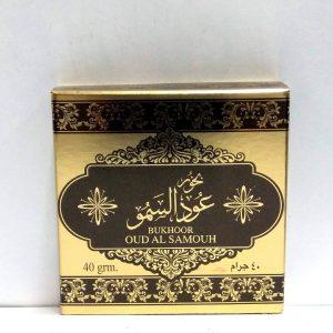 Бахур  Ard al Zaafaran  Oud  Al Samouh  40 грамм яркий удовый