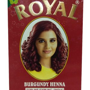 Индийская хна для волос Topline Exim Inc. Henna   Royal  Brown  коричневая 10 грамм