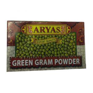 Аюрведическая маска для лица Aryas Green Gramm powder
