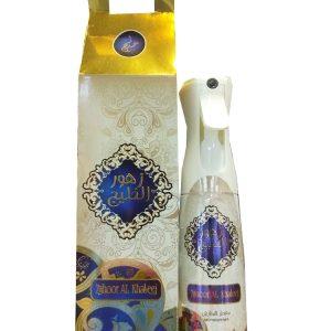 Освежитель воздуха Khadlaj Air Freshener Zahoor Al Khalieej 320 мл