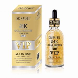 Сыворотка для лица Dr. Rashel  24 — K VIP 24K Gold Serum All in One  50 мл