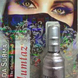 Сурьма Индийская  серого цвета   сухая для глаз  Mumtaz Sada