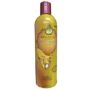 Шампунь увлажняющий для волос с Марокканской Арганией без парабенов TCB Shampoo Argan oil 355 мл