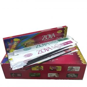 Аромапалочки-благовония Zoya — набор из 7 ароматов