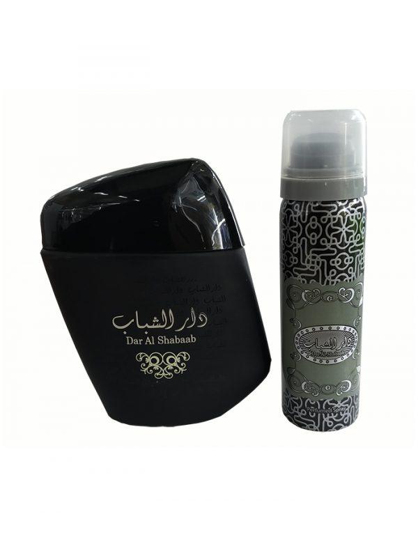Парфюмированная вода для мужчин + дезодорант Ard Al Zaafaran Dar Al Shabaab 100 мл