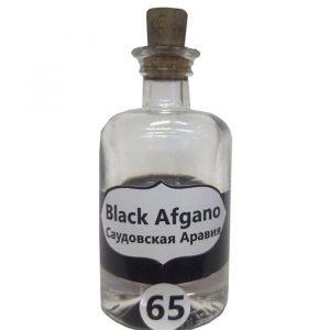 Парфюмированное масло  Black Afgano  (Саудовская Аравия) 65 грн за 1 мл