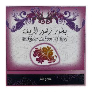 Бахур  Ard Al Zaafaran  Zahoor Al Reef 40 грамм / Захур аль Риф нежный цветочный