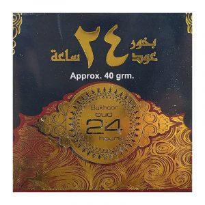 Бахур Ard al Zaafaran  Bakhoor Oud 24 hours 40 грамм  удовый