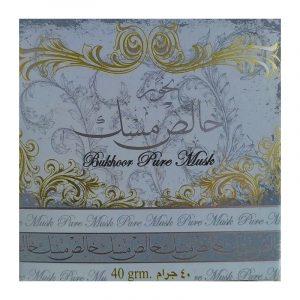 Бахур Ard Al Zaafaran    Bukhoor Pure Musk  40 грамм/ Чистый Мускус