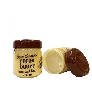 Какао — крем Queen Elizabeth Cocoa Butter  (Африка)   125 грамм