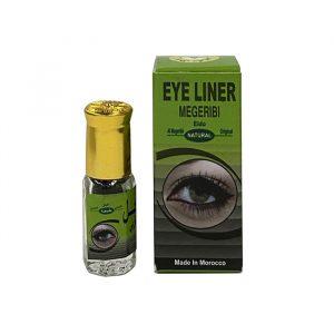 Eye Liner Megeribi Eido Натуральная  Марокканская  сухая сурьма Премиум Черная
