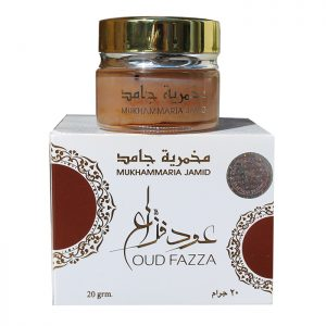 Макмария-джамид Ard Al Zaafaran  Oud Fazza 20 грамм