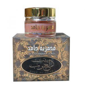 Крем-благовоние для тела макмария-джамид Ard Al Zaafaran Mukmaria Bint Al Arab 20 грамм