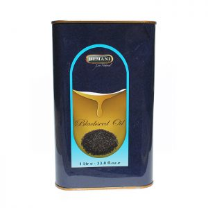 Масло Черного тмина Black Seed Oil Hemani 1 литр