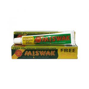 Зубная паста Мисвак Дабур (Индия) MISWAK (Dabur ) 75грамм