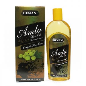 Масло для волос Амла  Hemani  Amla Gold Hair Oil