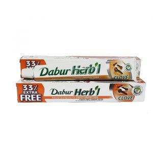 Зубная паста Дабур (Индия)  с экстрактом гвоздики Dabur 100 грамм