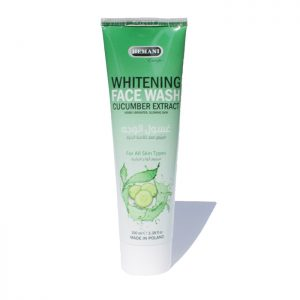 Средство для умывания лица Whitening  Faсe wash with Cucumber Extraсt
