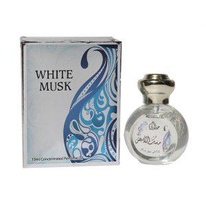 Масляные духи для женщин My Perfumes White Musk 15 мл / Белый Мускус
