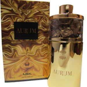 Парфюмированная вода  для женщин Ajmal  Aurum  75 мл