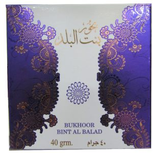 Бахур Ard al Zaafaran   Bukhoor Bint Al Balad 40 грамм сандал, мускус, сахар