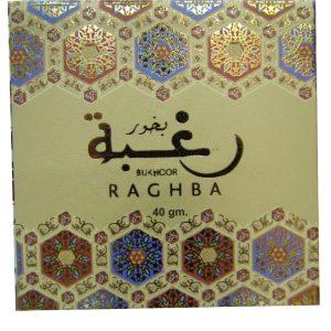 Бахур  Ard al Zaafaran  Raghba 40 грамм / Рагба